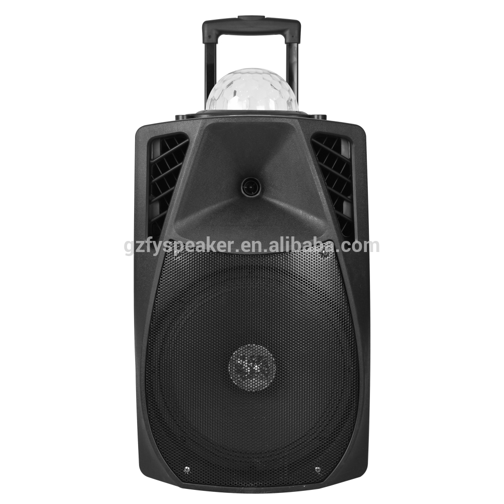 Experienced Manufacturer trolley bluetooth temeisheng feiyang touch speaker boombox with high performance