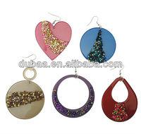 Latest Fashion Earrings,Earrings 2014,Online Dangle Earrings Hoop Earring