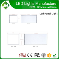 2x2 Drop Ceiling 48W 60W 60x60 36W LED Panel Light 600x600 /led light panel