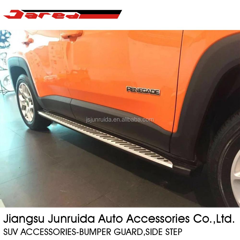 4x4 exterior accesorios offroad jeep renegade 2016 parachoques