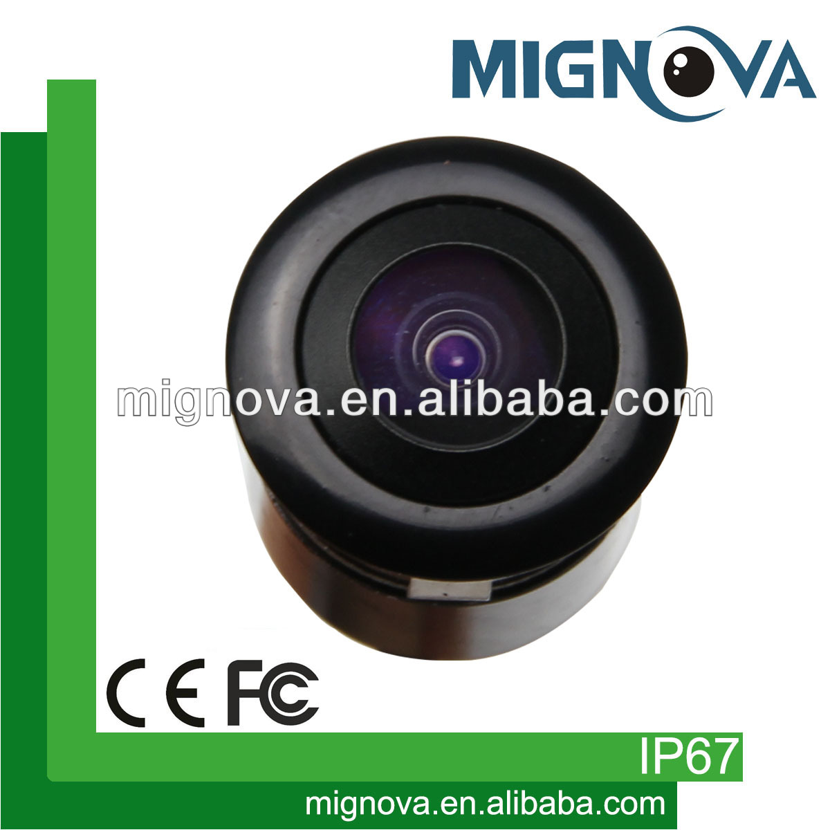 CCD image sensor very very small size bullet camera universal