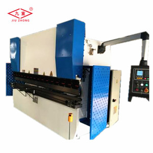 CNC 63TON 80TON 100TON 125TON 160TON 200TON 300TON HYDRAULIC STEEL PLATE BENDING MACHINE METAL SHEET PRESS BRAKE