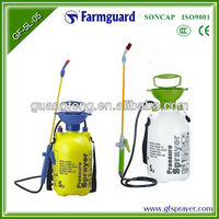 5l trigger pressure garden hose sprayer forest fruit tree sprayer