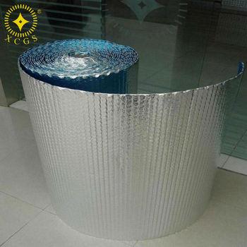 Aluminum Foil Air Bubble Plastic Roll Thermal Insulation