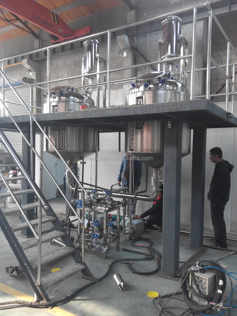 subcritical co2 extraction machine
