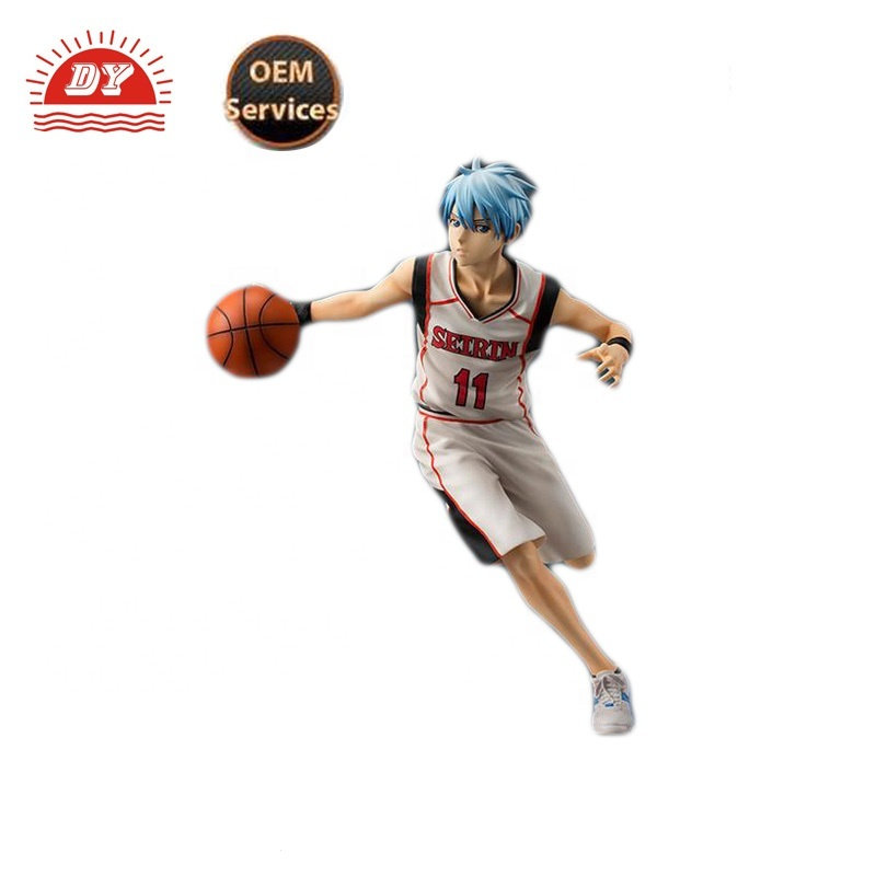 Basketball action figur fußball basketball player spielzeug