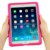Ultra light weight anti-gravity silicone rubber tablet case for ipad air / air 2