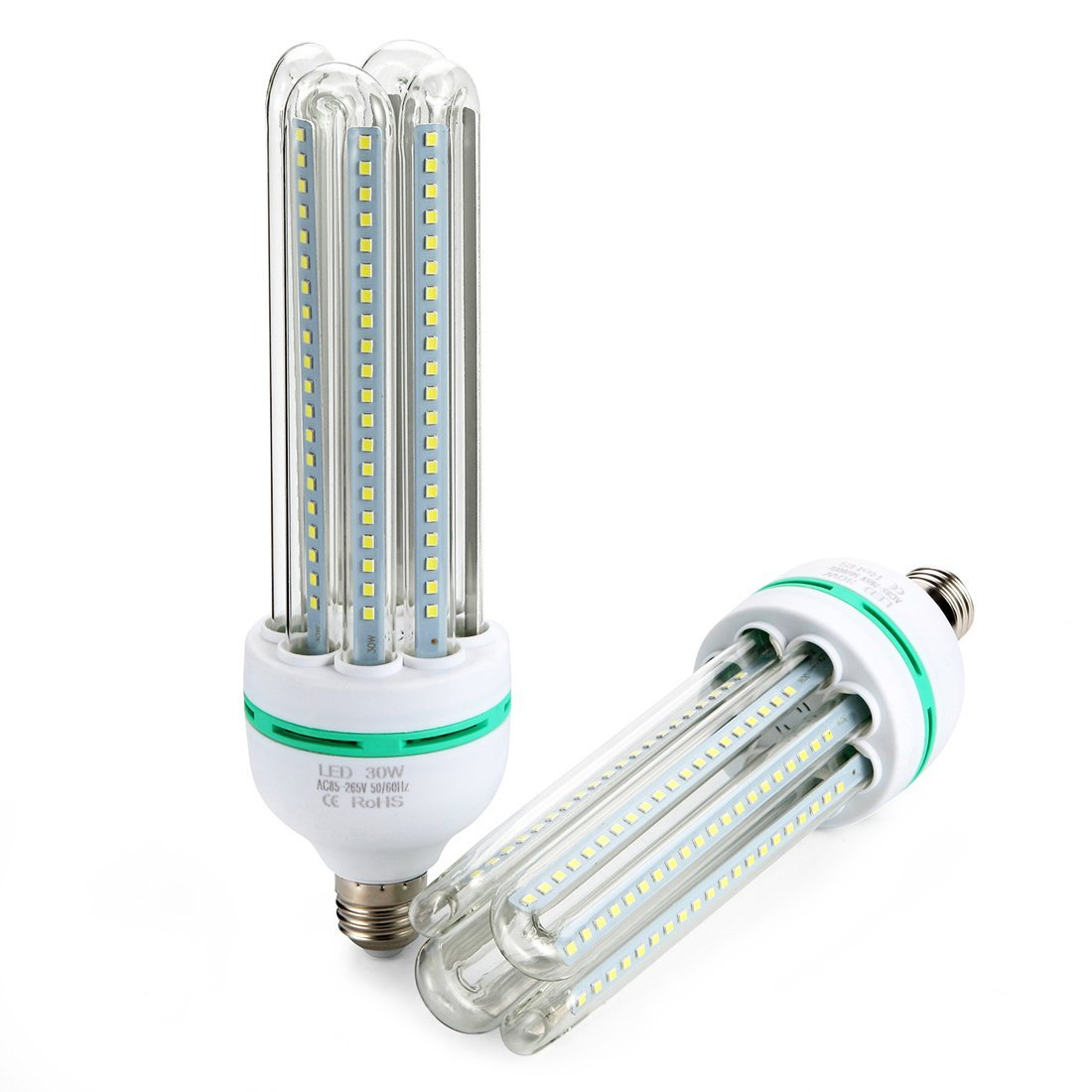 Brightest LED Bulb Light E27 SMD2835 3W 7W 9W 12W 20W 30W 36W White Energy Saving Lamps LED Lights Corn Bulbs for Home (30)