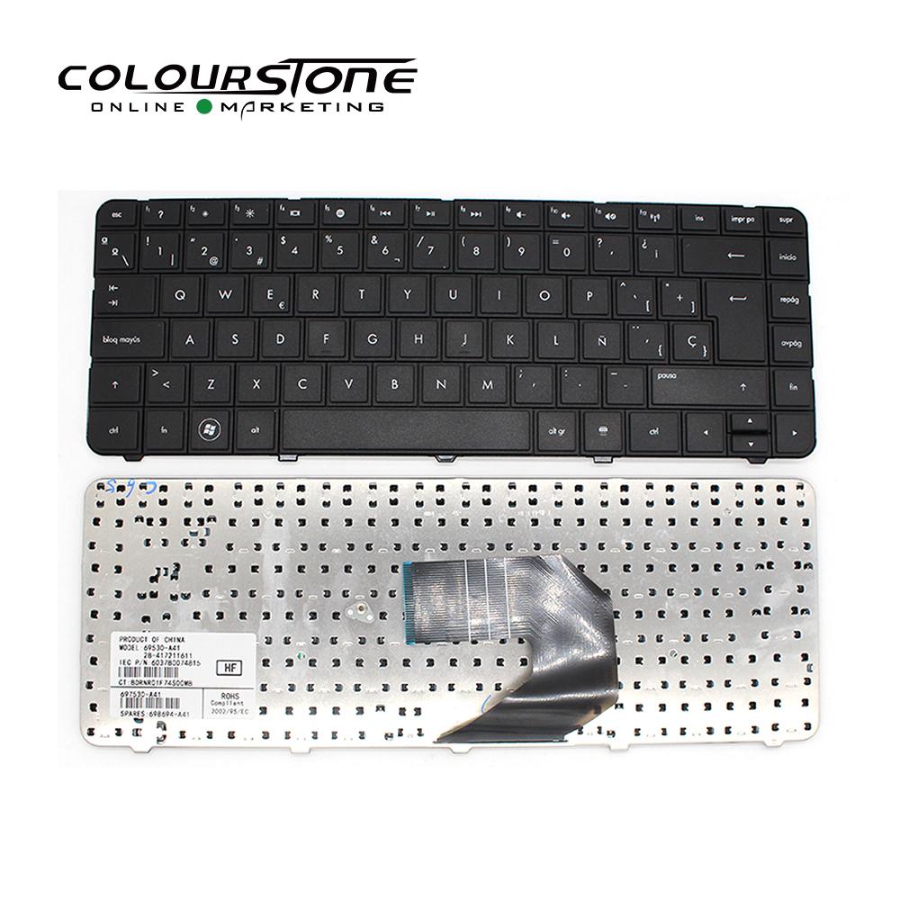 Cq43 Spanish Laptop keyboard for HP G4 G6 sp teclado CQ43 cq57 SP G4-1000 sp notebook keyboard фото