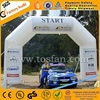 Racing events inflatable start arch F5017