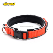 2017 fashion colourful most popular safety dog pet collar