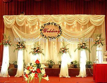 Wedding Backdrop Print