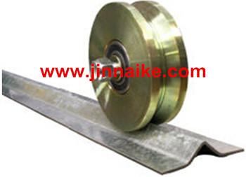 V Groove Sliding Gate Track With Wheel Buy Sliding Gate