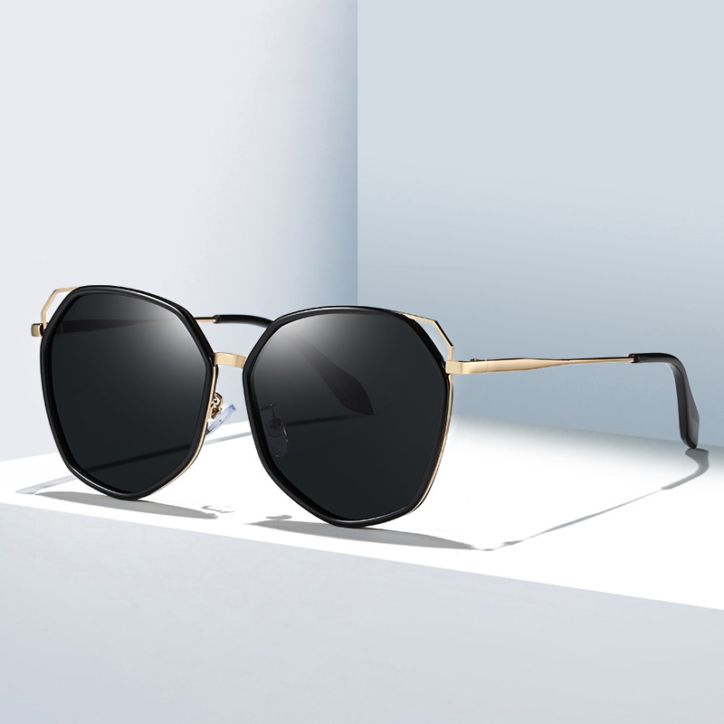 Fuqian mirrored sunglasses women buy now for women-5