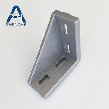 Industrie T T Nut Aluminium Profil Extrusion 90 Grad Eckwinkel Buy