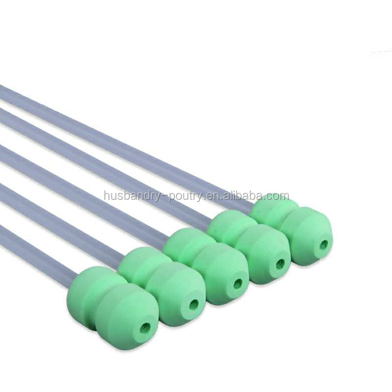 Disposable foam tip pig/sow Semen Catheter without tail(Type-A)