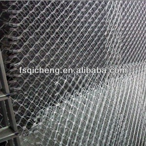 House Guarding Large Wire Diamond Mesh Window Screen
