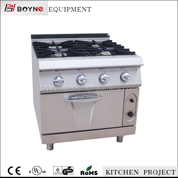 900 series 4 gas burners for cooking,free-standing gas cooker/cooking ranges