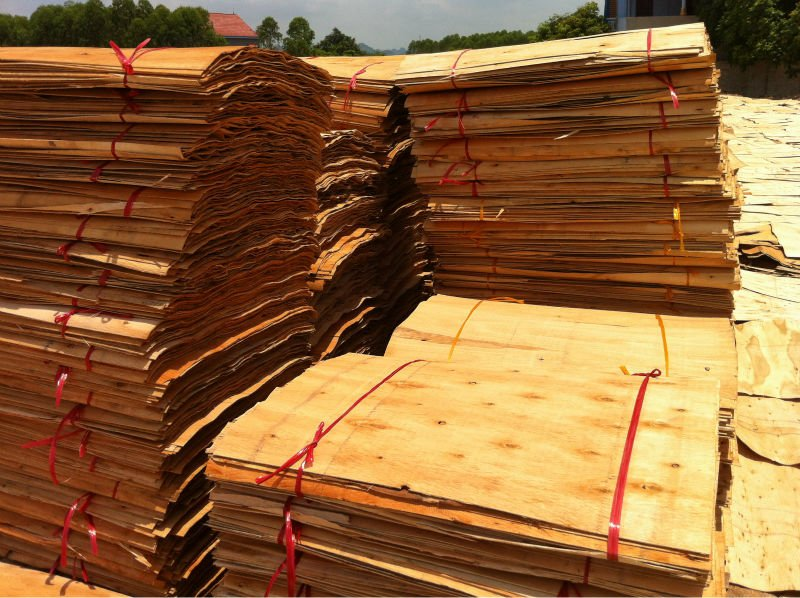 Vietnamese Core venner , sawn timber, plywood