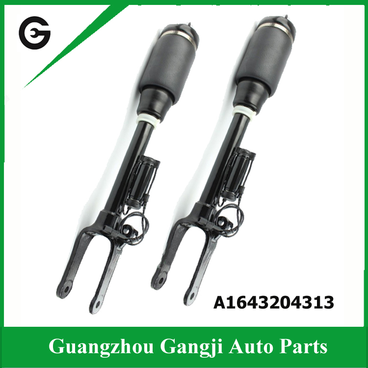 A1643204313 Air Spring Suspension Front Left and Right Strut Shock Absorber For Mercedes GL Klasse X164