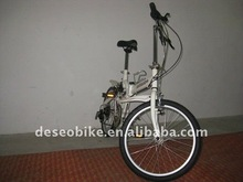 2012 newly design folding foldable bike