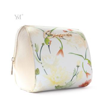 a9eea82cf89c Guangzhou Yumei Leather Co Cosmetic Bag New Style Professional Beautiful  Designer Pu Leather Cosmetic Bag - Buy Pu Leather Cosmetic Bag,Guangzhou ...
