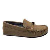 Stylish Comfortable Casual Leather Driving Moccasins for Men