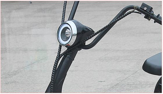 2019 New Electric Chopper Bike Kit 1500w 60v Adult