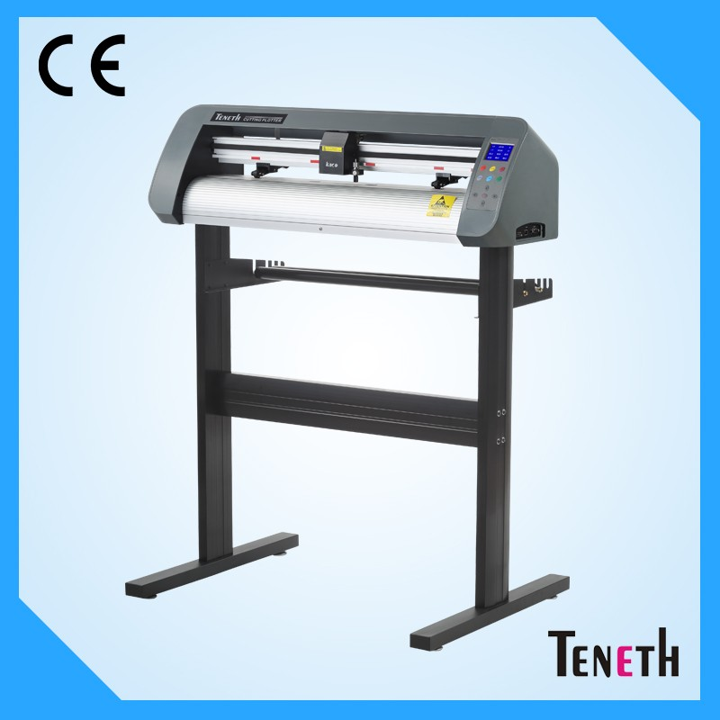 Used in industrial !!! 2ft touch screen vynil cutter plotter 60cm