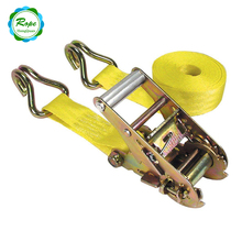 China Factory Cheap Priced Outdoor Cargo Fasteners Ratchet Tie Down Straps