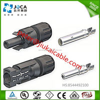 Solar PV Mounting Rail Connector T-branch 6 to 1