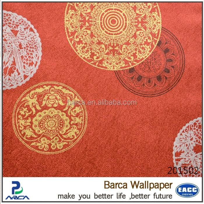 Grossiste papier peint chinois rouge-Acheter les meilleurs papier ...