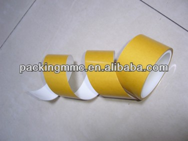2014 star product Solvent acrylic adhesive Double sided PVC tape