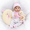 wholesale christmas toys life like rubber newborn doll for baby