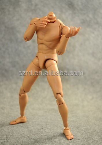 Hot Version 4.0 Custom Narrow Shoulder 1/6 Figure Body Toys Gift/benable action figure body for promotion