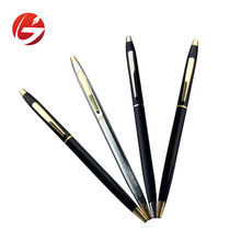 Cheap Slim and Thin Metal Hotel custom pen promotional cheap metal ball pen