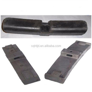 Railway Cast Iron Locomotive Brake Shoe Supplier