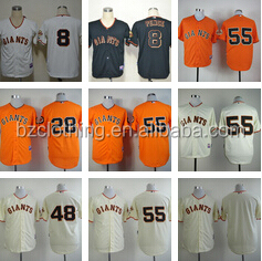 Wholesale San Francisco Giants American Baseball Jersey