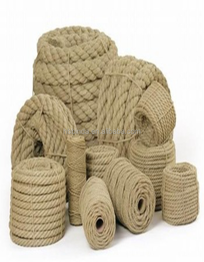 High quality Different jute rops