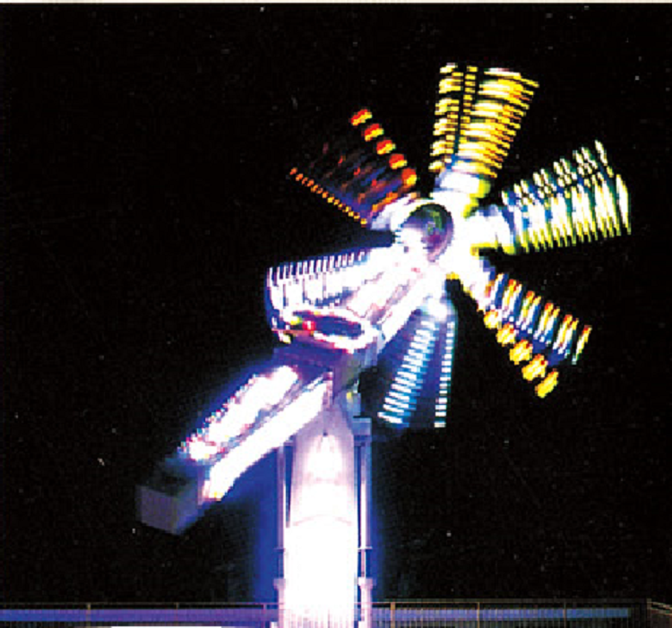 Amusement Park Ride Windmill Large Playground Equipment for sale