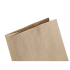 China Factory cheap eco-friendly customised food kraft paper packaging bag
