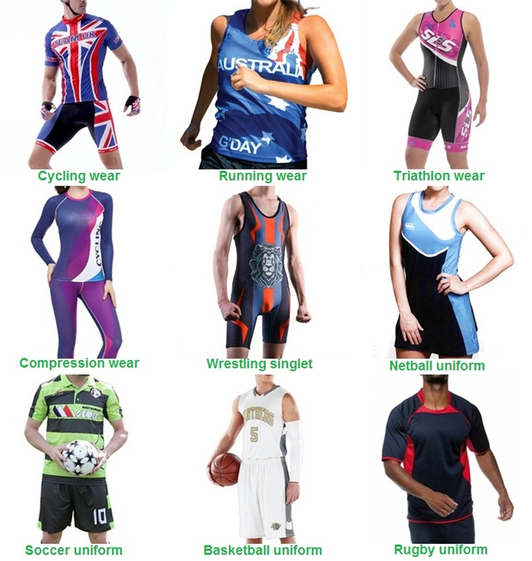 Latest design wholesale adult best design  workout clothing custom sublimated wrestling singlets