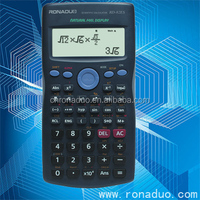 82ES fraction calculations table function list-based STAT data editor regression analysis calculator