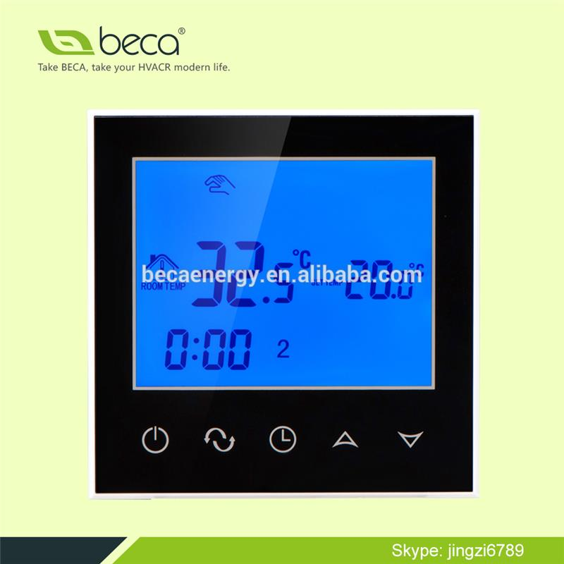 BECA Programmable Digital Thermostat for Boiler <strong>Heating</strong>