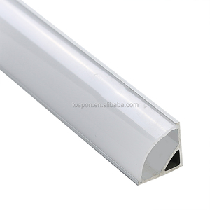 20mm led aluminum profile for led strip with Big View Angle Cover Diffuser