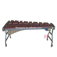 hot sale musical percussion instruments rosewood 3 4 5 octaves practice marimba