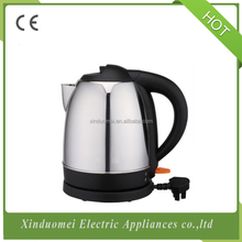 Wholesale Outdoor Kettle 2L Metal Electric Hot Water Kettle