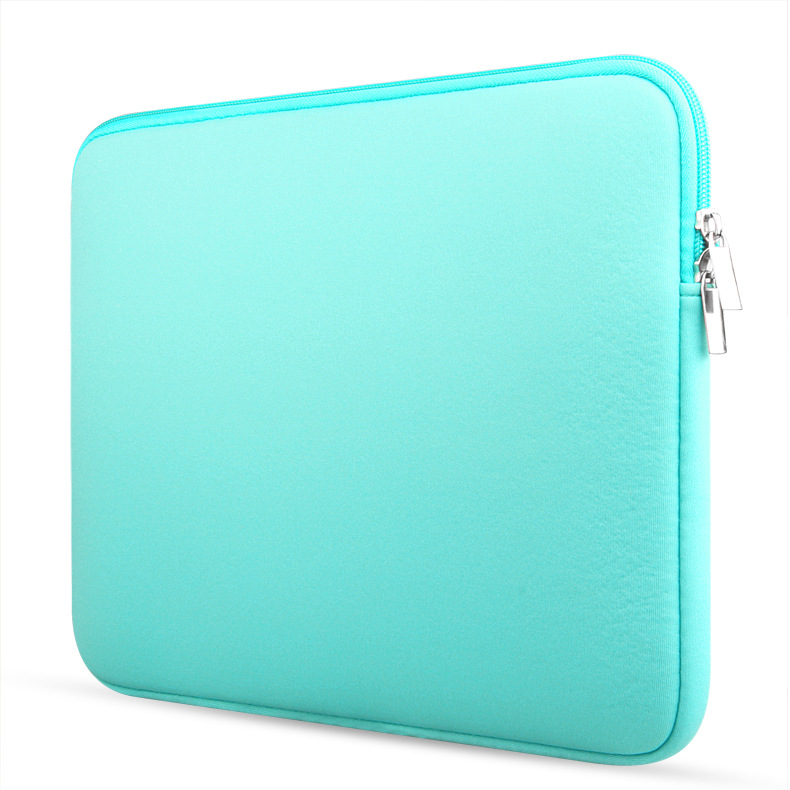 In stock Promotional Instock Custom LOGO Pad Neoprene  Computer Laptop customised laptop sleeve