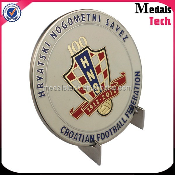 Promotion Gifts real silver plated custom 3D man commemorative coin