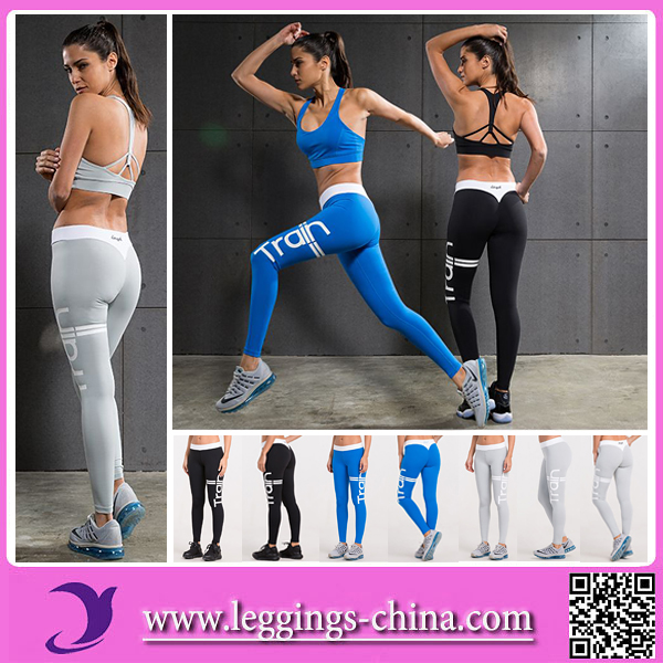 2017 New Fashion Design High Quality Gym Fitness Clothing Wholesale